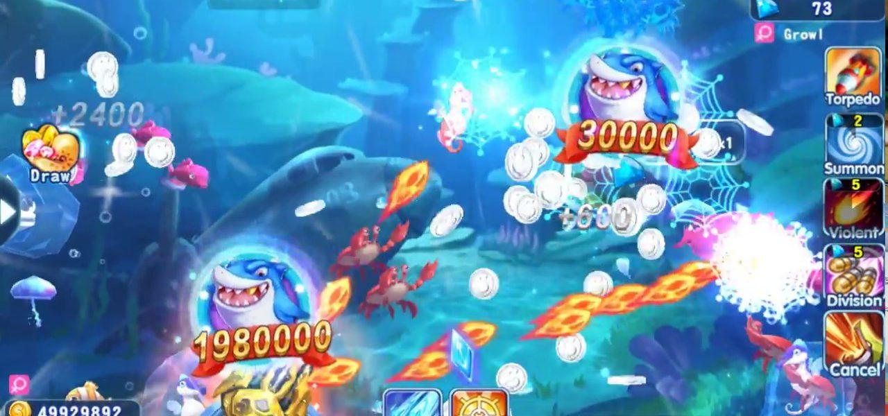 เกมยิงปลา ทุนแบบไหนก็เปลี่ยนเป็นเงินล้านได้